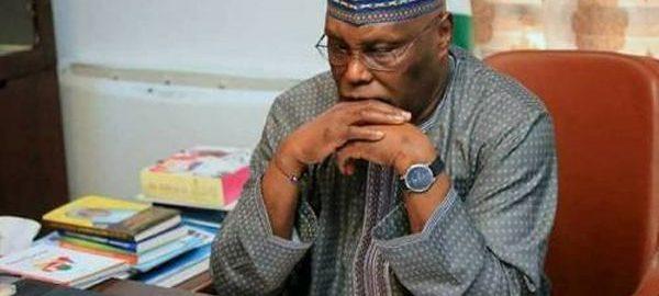 Atiku: Buhari Planning To Jail Me In Phantom Coup Plot
