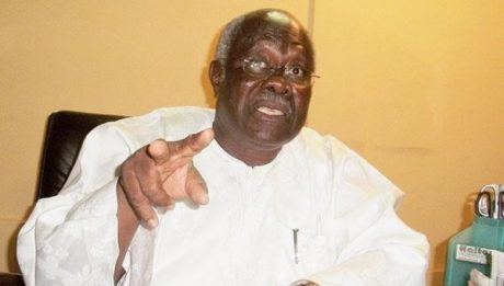 Fulanization of Nigeria: Bode George slams Sule Lamido, backs Obasanjo