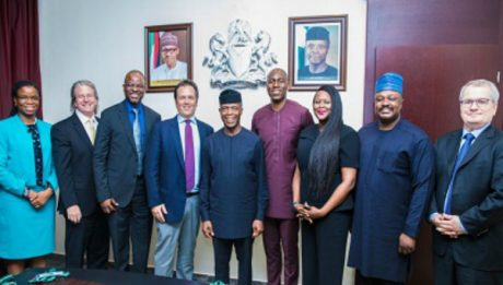 Microsoft Corporation Visits Abuja