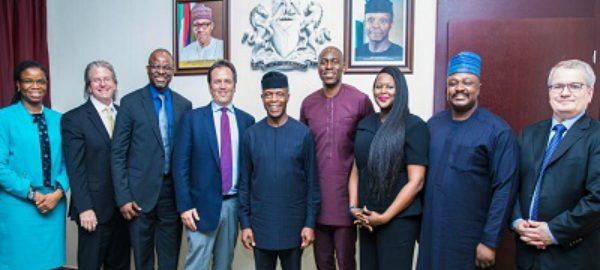 Microsoft Corporation Visits Abuja