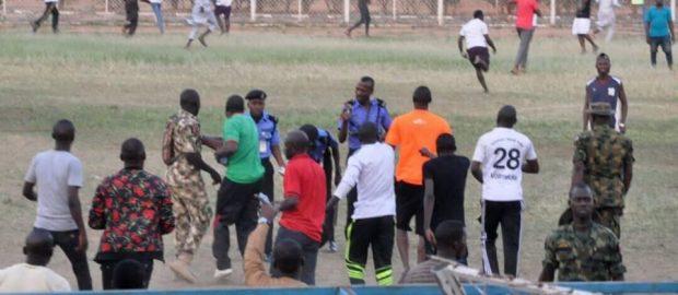 Nigerian Army Team