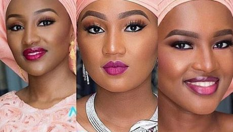 President Buhari's 3 beautiful daughters