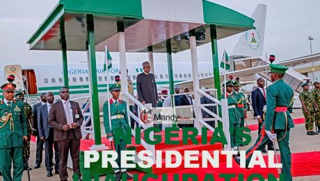 President Buhari's Inauguration1