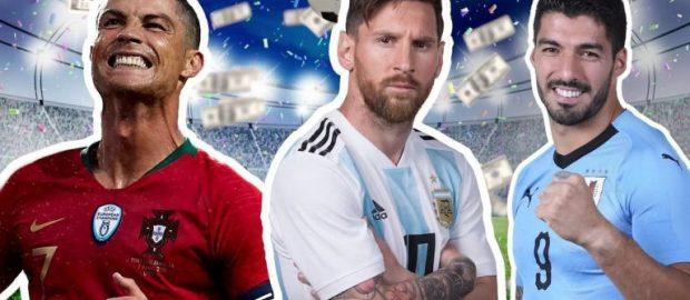 Ten Highest-paid Footballers In Europe