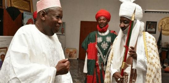 Ganduje Puts Off Emir Sanusi's Visit For Security Reasons