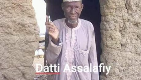 Idris Usman Claims To Be Buhari's Stepbrother, Presidency Reacts