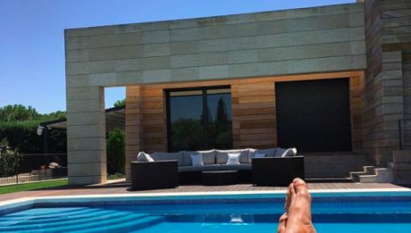 Inside Cristiano Ronaldo's N3.6 Million Per Night Holiday Villa In Greece