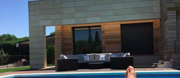 Inside Cristiano Ronaldo's N3.6 Million Per Night Holiday Villa In Greece