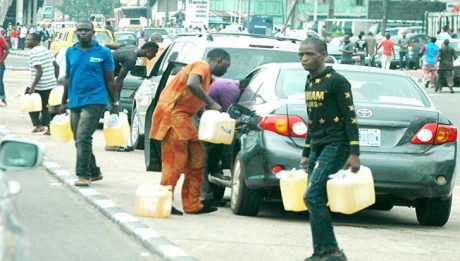 Army Bans Sale Of Petroleum Products In Jerry Cans
