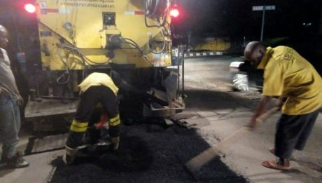 LASG Begins Massive Road Rehabilitation