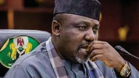 Okorocha Arrives National Assembly, Denied Accreditation