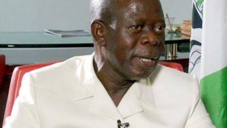Oshiomhole Asks IGP To Seal Bauchi House Of Assembly, Ashamed To Talk About Edo