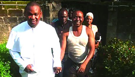 Rev. Father Isaac Agabi Escapes From Kidnappers' Den In Edo