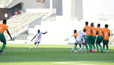 Senegal Beats Super Eagle Nigeria 1-0 In AFCON Warm Up Friendly