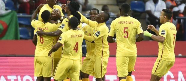 Zimbabwe's Football Team Arrive Nigeria Ahead Of Super Eagles Friendly