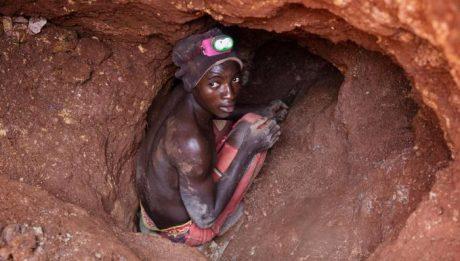 Congo miners