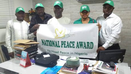 Tinubu, Yahaya Bello, Dangote, Nwoko, Dino, Natasha Nominated For Peace Award
