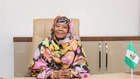 Bauchi Governor's Wife Constructs Classrooms, Bridge For Communities