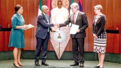 Buhari sets 11,000mw target by 2023