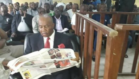 ICPC Seizes Akpabio's International Passport