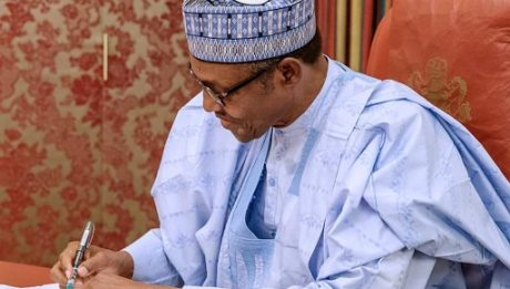 Strangers Were My Ministers During My First Term – Buhari