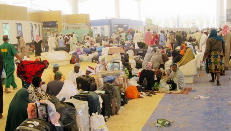 Nigerian Pilgrims from 21 states now in Saudi Arabia