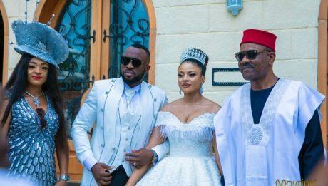 Nnamdi Onunkwo Weds Obiageli Madubuko