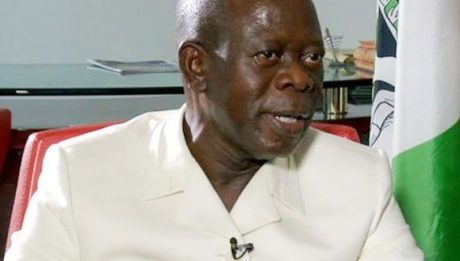 poverty level still high in Nigeria – Oshiomhole