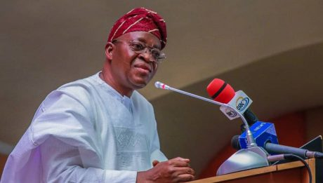 Mr. Gboyega Oyetola, on Monday in Osogbo said he would pay all the salary arrears owed workers by the immediate past administration of Governor Rauf Aregbesola