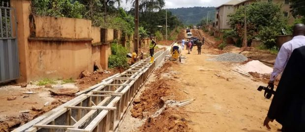 Ugwuanyi Inspects Projects