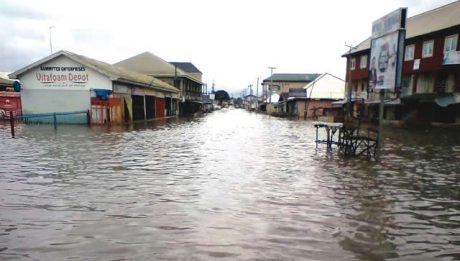 Flood Sweeps Away Three Kids During Kano Downpour