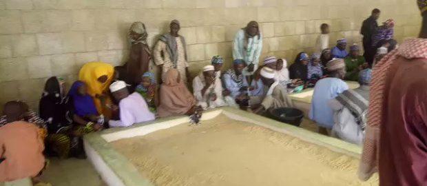 Fulanis Pray