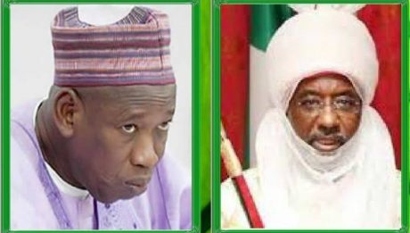 Ganduje Orders District Heads To Shun Emir Sanusi