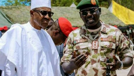 IPOB Bans Buhari