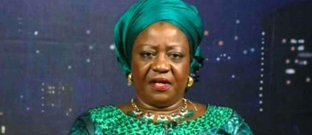 Buhari Reappoints Lauretta Onochie