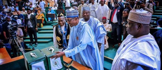 Nigeria's budget process