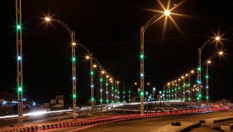 Night View Of Maiduguri