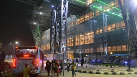 World Class Oshodi Bus Terminal