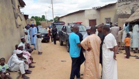 bandits sacked Katsina town