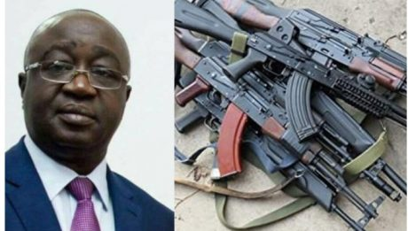 50 AK-47 Rifles Recovered From Nasarawa Deputy Governor's Attackers