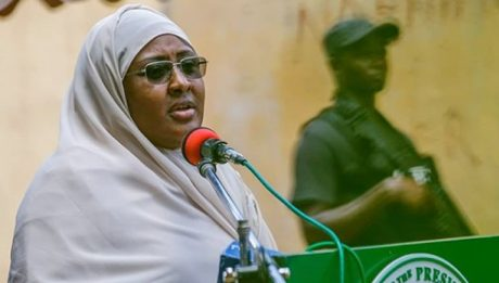 Aisha Buhari's Long Absence Not Due To Infighting In Aso Villa
