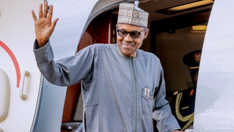 Buhari jets out of Abuja to New York
