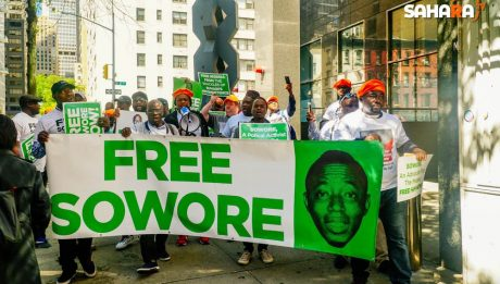 #FreeSowore