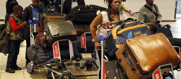 Nigerians desperate to flee SA