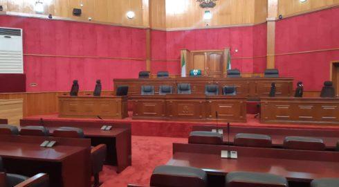 Presidential tribunal