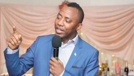 Sowore makes shocking revelation