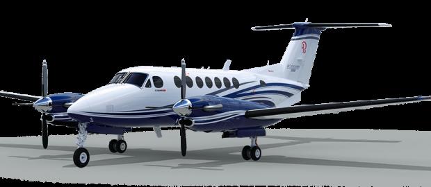 calibration aircraft for $8.5 million