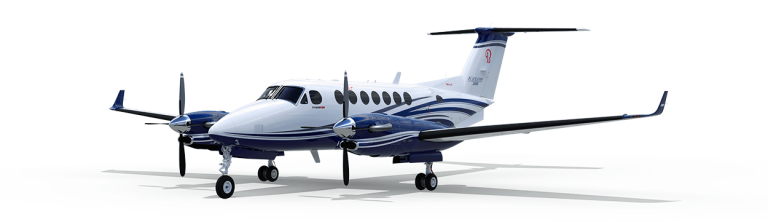 calibration aircraft for $8.5 million
