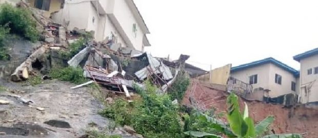 3 children died in Lagos building collapse