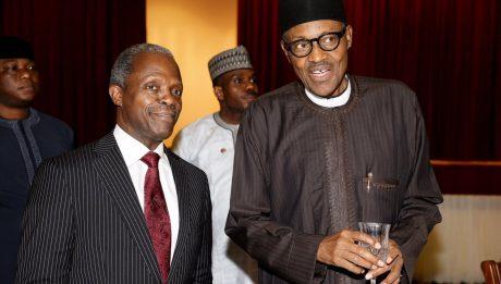 Osinbajo speaks on loyalty to Buhari